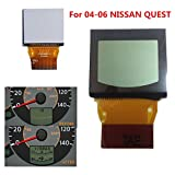 2004 nissan quest ribbon - NEW LCD DISPLAY FOR NISSAN QUEST SPEEDOMETER INSTRUMENT CLUSTER 2004 2005 2006