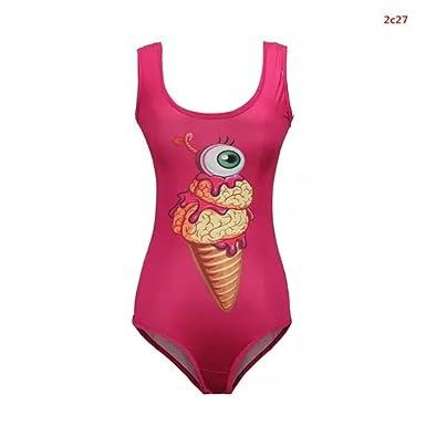 007ad78d0e Givenchy Sexy One Piece Swimsuits Bikini  Amazon.co.uk  Clothing