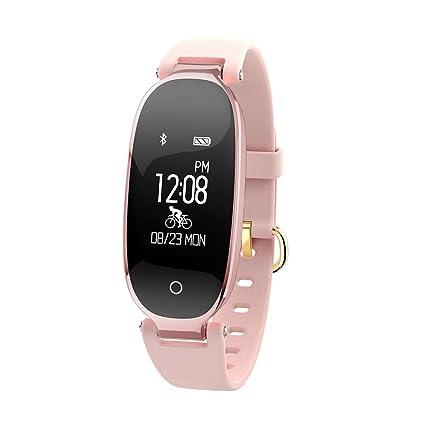 Amazon.com: Kreema S3 BT Smart Watch Sports Bracelet Heart ...