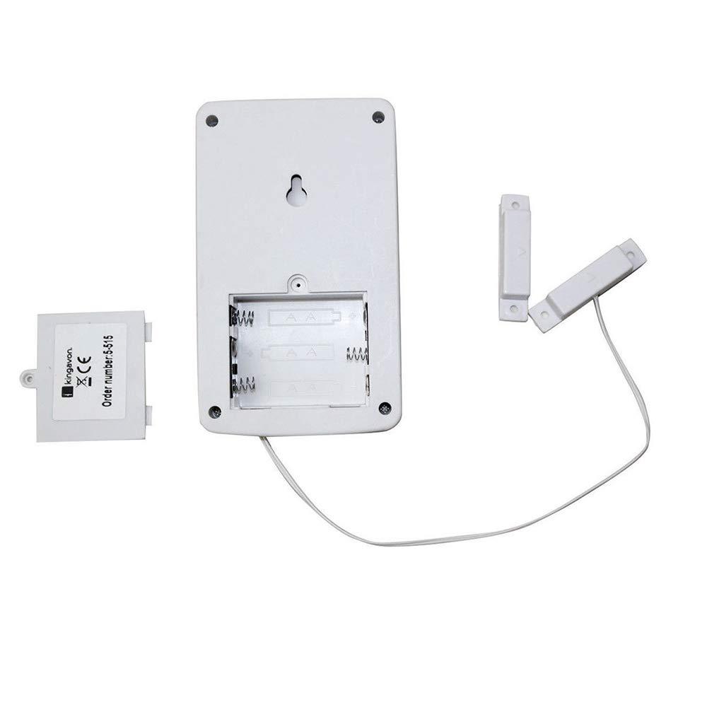 Alarma antirrobo de Seguridad inalámbrica para el hogar ...