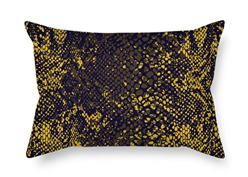 (Bestseason Throw Pillow Covers 12 X 20 Inches / 30 By 50 Cm(2 Sides) Nice Choice For Lounge,kids Boys,outdoor,bar Seat,bedding,home Leopard)