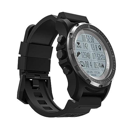 XUWLM Pulsera Sports GPS Smart Watch Impermeable Smartwatch ...