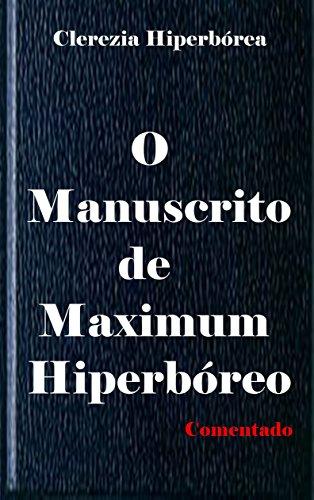 O Manuscrito de Maximum Hiperbóreo