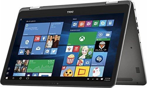 Dell Inspiron 2-in-1 17.3'' Touch-Screen Laptop i7 16GB 1TB NVIDIA GeForce GTX 940MX by Dell