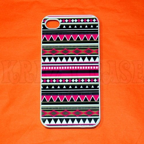 Aztec Pattern Iphone 4 Case - For Iphone 4 and Iphone 4s
