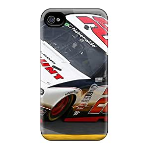 Awesome Numero 26 Flip Case With Fashion Design For Iphone 4/4s