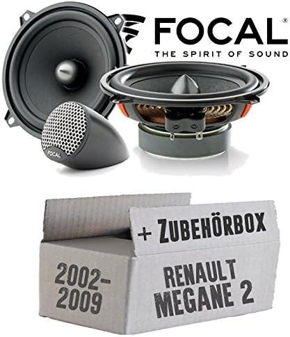 Renault Megane Ii Speakers Speakers Focal Isu130 13 Cm 2 Way Car Mounting Accessories Mounting Kit Navigation Car Hifi