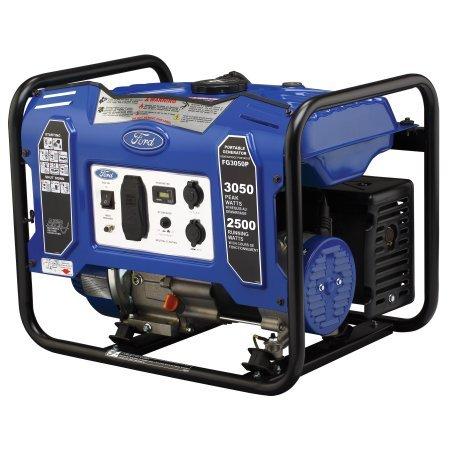 FORD 'M' FRAME GENERATOR PEAK 3050W RATED 2500W - 20 Kw Steam Generator
