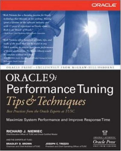 Oracle9i Performance Tuning Tips & Techniques (Osborne ORACLE Press Series) Pdf