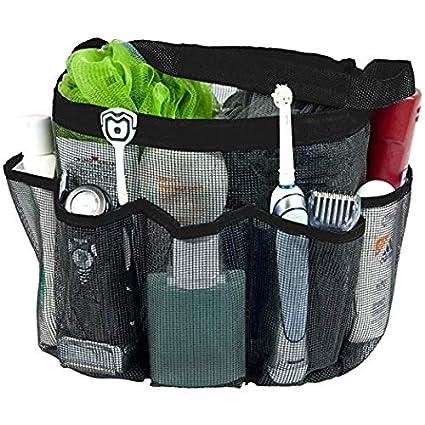 Amazon.com: vuhom mesh shower caddy portable tote u2013 college dorm