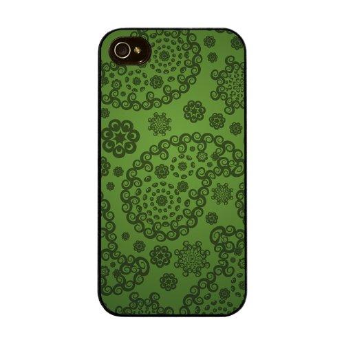 Diabloskinz H0026-0043-0005 Green Pasley Schutzhülle für Apple iPhone 4/4S