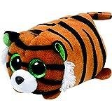 Tiggy Tiger - Teeny Tys 4 inch - Stuffed Animal by Ty (42137) by Ty Beanies