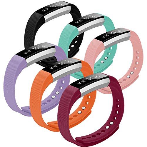 Bepack Fitbit Adjustable Sport Wristband