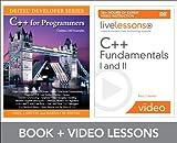C++ Fundamentals I and II LiveLesson Bundle