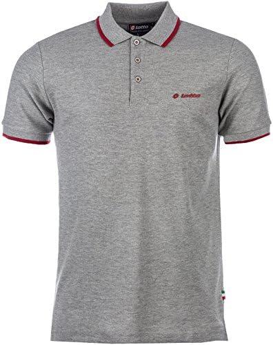 Lotto – Polo de manga corta para camiseta Top Retro Vintage Golf ...