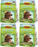 Zukes Z-Bones Edible Dental Chews Large Apple Crisp 3.7lb 24ct(4x15oz) Review