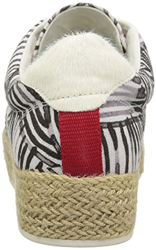 Sneaker Palm Vita Women's Tala Dolce Fashion Canvas Print wxIXqCTdC