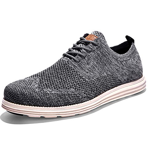 bbd6360ed0be Ceyue Walking Sports Lightweight Breathable. Review - Ceyue Mens Knit  Walking Sports Shoes Lightweight Breathable Casual Shoes