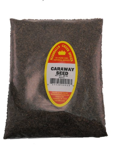 XL REFILL Marshalls Creek Spices Caraway Seed Whole Seasoning, 20 Ounce by Marshall's Creek Spices