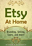 This 35-page Kindle book is a simple beginner's guide for starting up your Etsy business quick and easy. It has chapters dealing with:Starting EtsyEtsy CommunityMarketing and PromotingInto to Pattern (which is a new installment to Etsy)Taking Product...