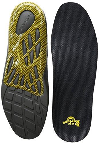 Price comparison product image Dr. Martens Premium Insole, Black, 7 M UK (Mens 8, Womens 9 US)