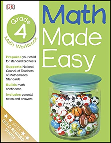 Math Made Easy: Fourth Grade 9780789457356 Children's Reference (Books) at amazon