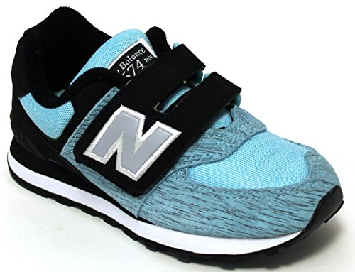 New Balance Sneakers Junior – KV574 sweatshirt-sm – Aqua/black-32.5