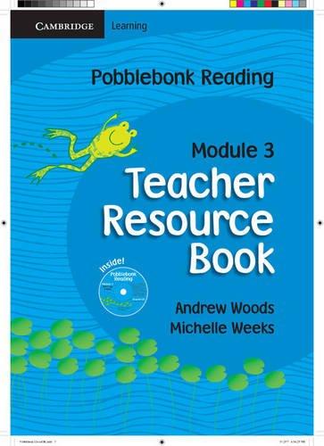 Pobblebonk Reading Module 3 Teacher's Resource Book with CD-ROM pdf epub