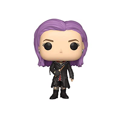 Funko POP! Harry Potter #107 - Nymphadora Tonks ECCC 2020 Shared Exclusive: Toys & Games