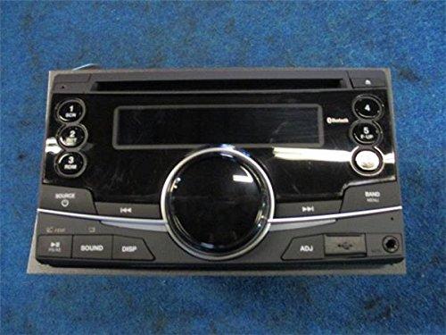 スズキ 純正 スペーシア MK32 MK45系 《 MK42S 》 CD P10100-18002590 B079YTY8JS