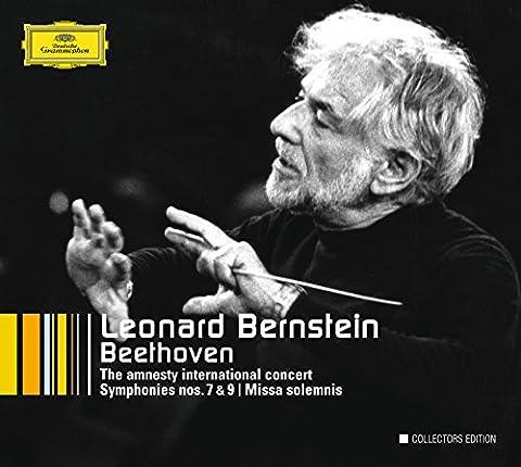 The Amnesty International Concert [6 CD Box Set] (Bernstein Mass Sheet Music)