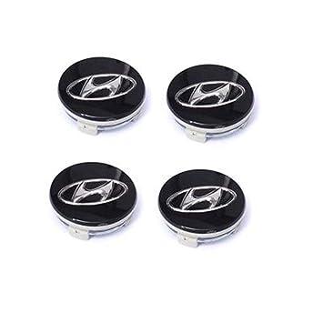 yongyong218 Hyundai Sonata Wheel Center Tapas del Cubo 4 Piezas 52960-3S110 Genuine Wheel HUB Cap Cap Cover: Amazon.es: Coche y moto
