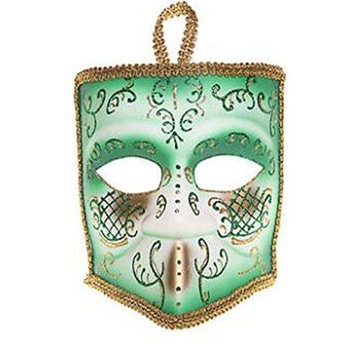 PANDA SUPERSTORE Halloween Mask Halloween Costume Mask Masquerade Props Venice Palace Mask