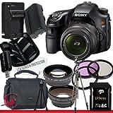Sony Alpha SLT-A65 DSLR Digital Camera with 18-55mm Lens Package 6, Best Gadgets