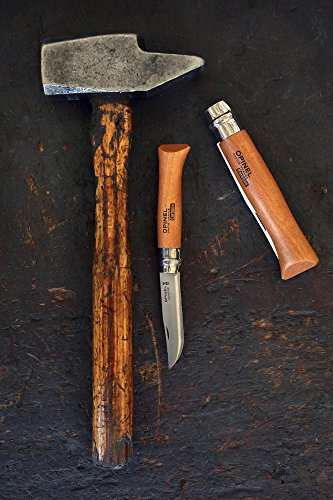 Opinel Carbon Blade No8 Folding Knife