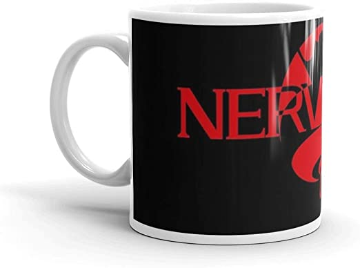 Best Gift Ceramic Coffee Mugs Nerv Neon Evangelion Asuka