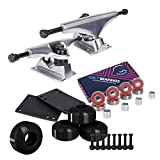 Cal 7 Skateboard Package   Complete Combo Set with 139 Millimeter / 5.25 Inch Aluminum Trucks, 52mm 99A Wheels...