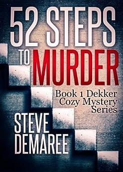 Steps Murder Book Dekker Mystery ebook product image