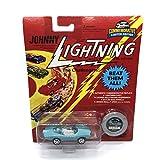 Johnny Lightning Custom Turbine (Light Blue) Commemoratives Series 2 Limited Edition 1995 Playing Mantis 1:64 Scale Die Cast Vehicle