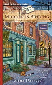 Murder Is Binding (A Booktown Mystery Book 1) by [Barrett, Lorna]