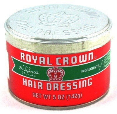 (Royal Crown Hair Dressing 5 oz. Jar (Case of 6))