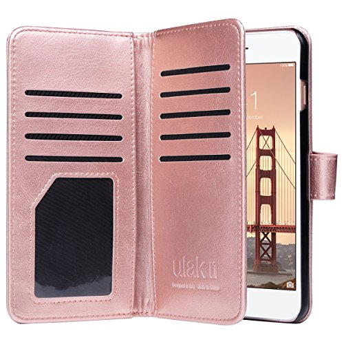 iPhone-7-Plus-Case-ULAK-iPhone-7-Plus-Wallet-Case-PU-Leather-Magnet-Wallet-Flip-Case-Cover-with-Built-in-Credit-CardID-Card-Slots-for-Apple-iPhone-7-Plus-55-inch-2016