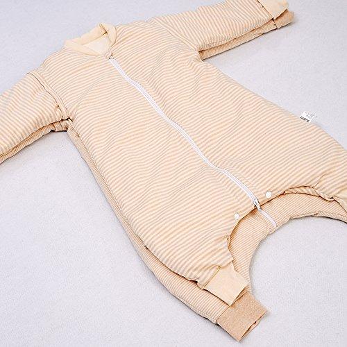 Silk SleepSacks Baby Sleeping Bag Kids' Sleep Nest (1.8'-3') by Jinqilu (Image #5)