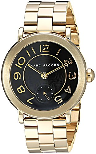 Marc Jacobs Women's Riley Gold-Tone Watch - MJ3512