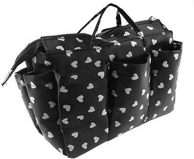 Medium Size 14 Color /& Pattern Options Periea Handbag Organizer