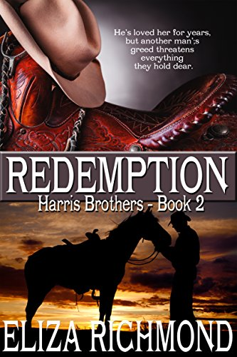 Redemption (Harris Brothers Book 2) (The Whiskey Robber)