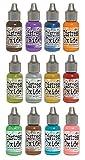 SPECIAL BUNDLE: Ranger Tim Holtz Distress Oxide Reinkers ALL 12 Colors!