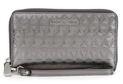 Michael Kors Gunmetal Handbag - 5