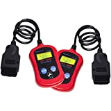 Oxgord CAN OBD II Scanner Tool for Check Engine Light & Diagnostics, Direct Scan and Read Out