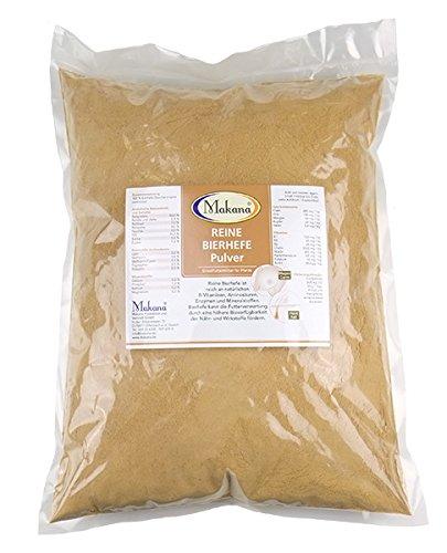 Makana Reine Bierhefe, 1,5 kg Beutel (1 x 1,5 kg)